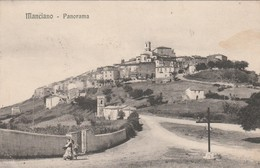 MANCIANO - PANORAMA - Grosseto