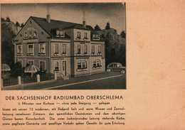 Radiumbad Oberschlema. Hotel Sachsenhof - Schlema