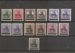 Sarre ( Lot De Timbres Divers Différents De 1920 X -MH) - Unused Stamps