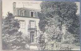 50 Manche  CPA  Gouville  Le Manoir - France