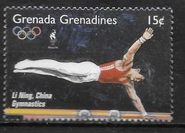 GRENADINES   N° 1743   * *   Jo 1996 Gymnastique Arcon Li Ning - Gymnastik