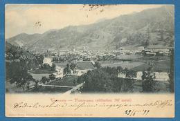 VERNANTE CUNEO 1899 N° 34 - Cuneo