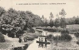 SAINT-AUBIN Des CHATEAUX  -  44  -  La Chère Prise Du Pont - Altri Comuni