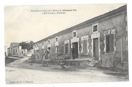 ROUILLAC (16) Distillerie Et Chais De La Maison Allineaud Fils - Rouillac