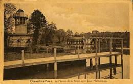 026 254- CPA - Belgique - Genval-les-Eaux - La Maison De La Reine - Rixensart