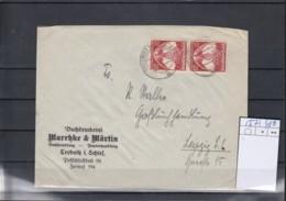 Deutsches Reich Michel Kat.Nr.  567 MeF - Lettres & Documents
