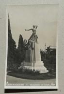 Cartolina Illustrata Salsomaggiore-Monumento Ai Caduti, Per Rolo 1925 - Other Cities