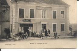 70 - Vitrey - Le Café De La Gare - France