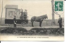70 - Lure - Cavalcade Du 5 Mai 1907 - Le Repos Du Dromadaire - Lure