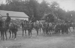 CARTE PHOTO  BESANCON 1914 1916 ?  ARTILLERIE  MANOEUVRES ? - Besancon
