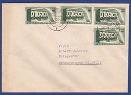 Brief Mehrfachfrankatur MiNr. 241 (aa0186) - [7] Federal Republic