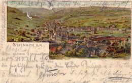 DC899 - Steinach S.M. Coburg Bahnhpost Zug 751 - Otros