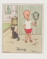 Humour Young Boy Joke Chat Cat Tennis Raquette - Wills