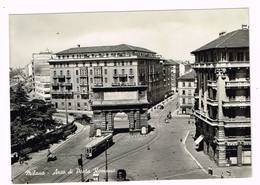 XW 1417 Milano - Arco Di Porta Romana - Auto Cars Voitures Tram / Non Viaggiata - Milano (Milan)