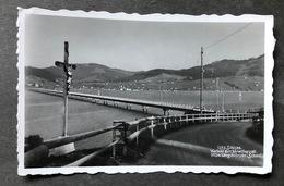 Sihlsee Viadukt Birchli-Wilerzell/ Feldpost - SZ Schwyz
