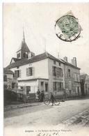 Laignes : Bureau De Poste Et Télégraphe (Editeur Non Mentionné) - Other Municipalities