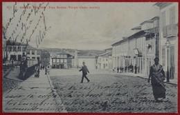 Postcard Of The   Santo Tirso  /   Rua Sousa Trepa - Lado Norte  ( Lote N º 1071 ) - Porto