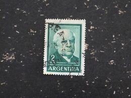 ARGENTINE ARGENTINA YT 662 OBLITERE - DOMINGO F. SARMIENTO - Argentina