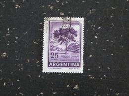 ARGENTINE ARGENTINA YT 733 OBLITERE - FORET ARBRE TREE - Argentina