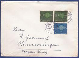 Brief MiNr. 337, 339 (aa0246) - BRD