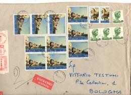 Bustone Espresso Come Da Scansione ( 229 ) - 1971-80: Storia Postale