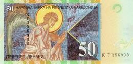 MACEDONIA P. 15d 50 D 2003 UNC - Macedonia