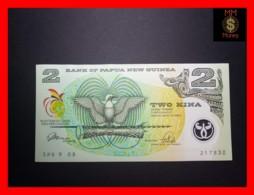 PAPUA NEW GUINEA 2 Kina  1991  P. 12 *COMMEMORATIVE*  POLYMER UNC - Papua Nuova Guinea