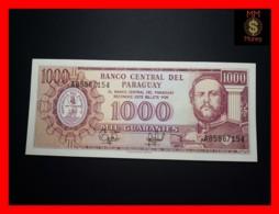 PARAGUAY 1.000 1000 Guaranies 1995  P. 213 Printer FCO  UNC - Paraguay