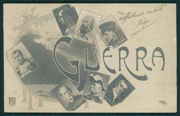 Cartolina NRM Guerra Napoleone Giulio Cesare Garibaldi  FP V07 - Unclassified