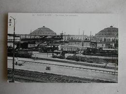 PHOTO Repro De CPA - Gare - La Gare De Noisy Le Sec - Trains