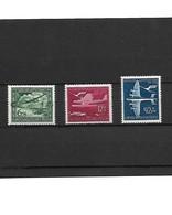 163-Allemagne III REICH-1944 Poste Aérienne YT 59-60-61-----neuf ** - Luchtpost