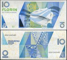 Aruba . 01.07.2008 Unc. Banknote Cat# P.16b - Aruba (1986-...)