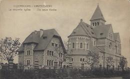 Luxembourg  -  Limpersberg - La Nouvelle église - Die Neue Kirche - Papiers En Gros P.Houstraas , Luxembg - Cartes Postales