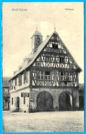 CPA AK Allemagne GROSS-GERAU : Rathaus - Gross-Gerau