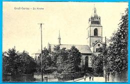 CPA AK Allemagne GROSS-GERAU : Ev. Kirche - Gross-Gerau