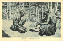 ZAMBI Zambèze Séance De Divination - Zambia