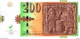 MACEDONIA P. 23 200 D 2016 UNC - Macedonia
