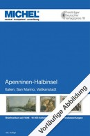 Apenninen Halbinsel 2020 Band 5 New 50€ MICHEL Katalog South-Europa: Italien Fiume San Marino Triest A Vatikanstadt - Philatélie