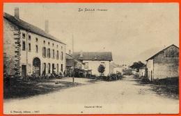 CPA 88 LA SALLE Vosges - Grande Rue ° C. Thomas éditeur 5667 - Autres Communes