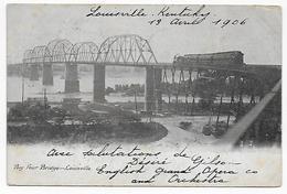 CPA Big Four Bridge, Louisville, 1906 - Louisville