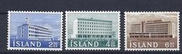 200034121  ISLANDIA  YVERT   Nº  316/7  **/MNH - 1944-... Republik