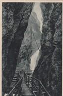 AK Mittenwald - Leutaschklamm  (49389) - Mittenwald