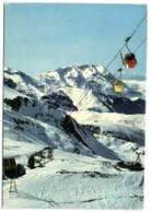 Les Deux Alpes - Télécabine Du Jandri - Les Pistes De Ski Et Le Restaurant D'altitude - France