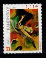 YV 3585 N** Kandinsky - Prix = Faciale - Ungebraucht