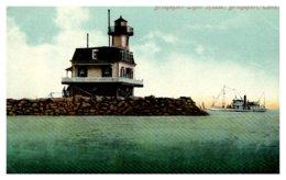 Connecticut Bridgeport  Light House - Bridgeport