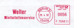 Wolter Miettoilettenservice - 13409 Berlin 2002 - Pollution