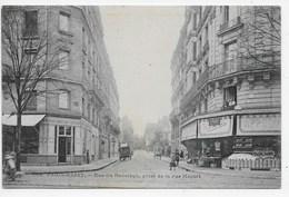 Paris-Passy - Rue Du Ranelagh, Prise De La Rue Mozart - District 16