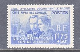FRENCH  SOMALI  COAST  B 2   *  LOUIS  PASTEUR - Louis Pasteur