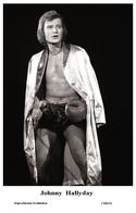 JOHNNY HALLYDAY - French Singer PHOTO POSTCARD - 1506/41 Swiftsure Postcard Edition Year 2000 - Artistes