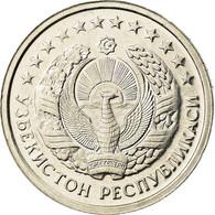 Monnaie, Uzbekistan, 20 Tiyin, 1994, SUP, Nickel Clad Steel, KM:5.1 - Uzbekistan